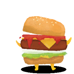 Sir-kensingtons-character-hamburger