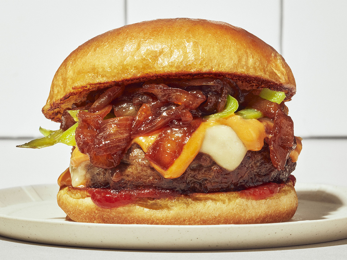Image of Brioche Beef Burger