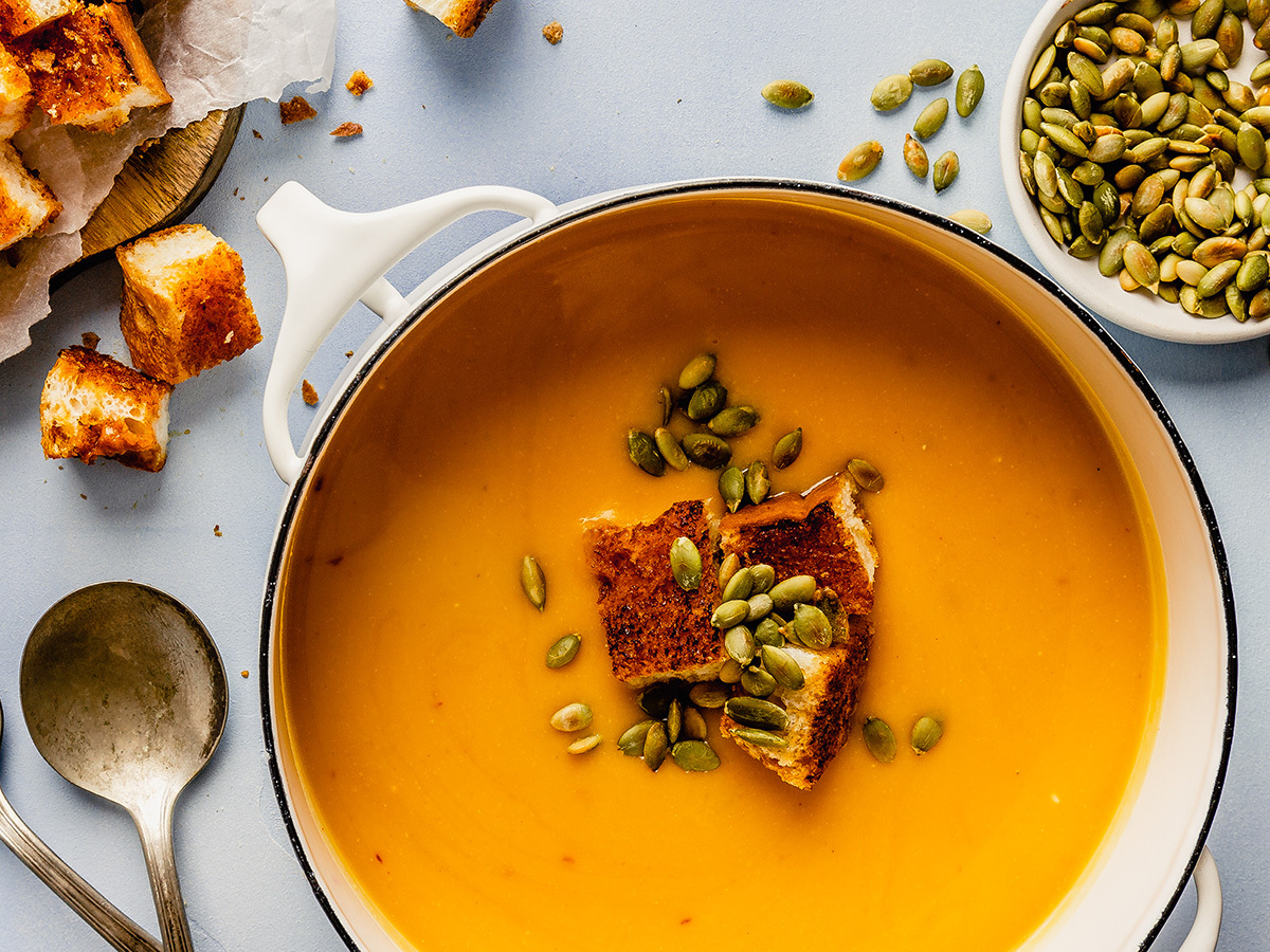 Image of Chipotle Butternut Squash Bisque