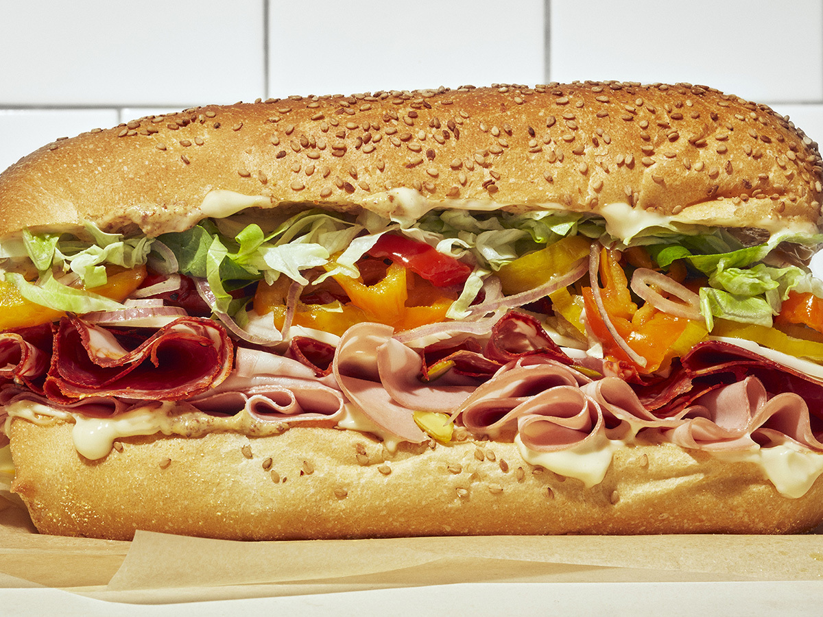 Image of Philly-Inspired Italian Hoagie