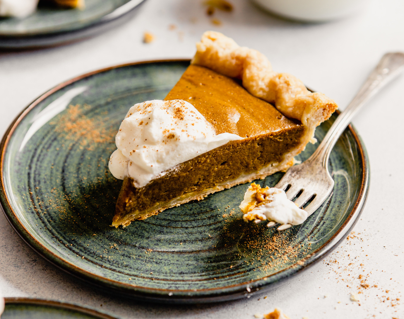 BLOG pumpkin pie