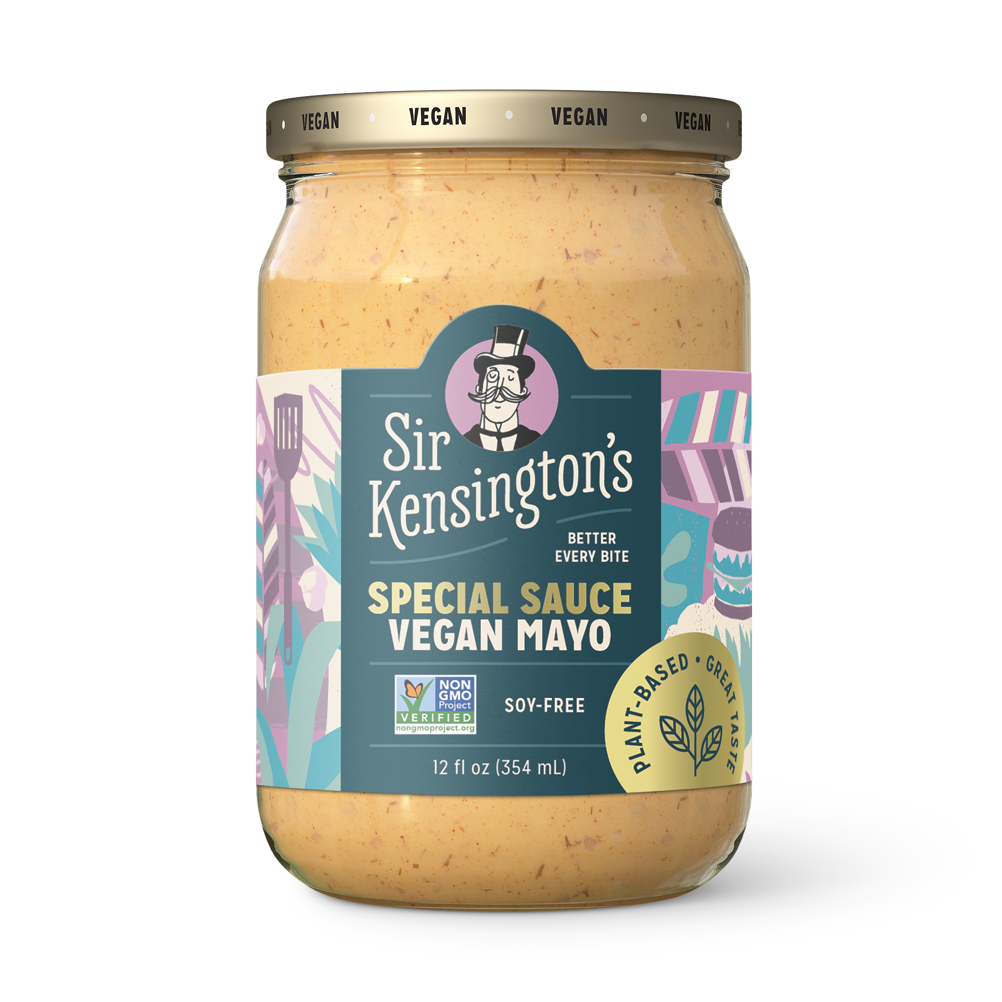 Image of Special Sauce Vegan Mayo
