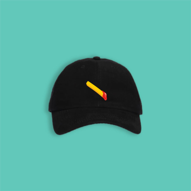 SK Merch Fry Day Web Hat 3